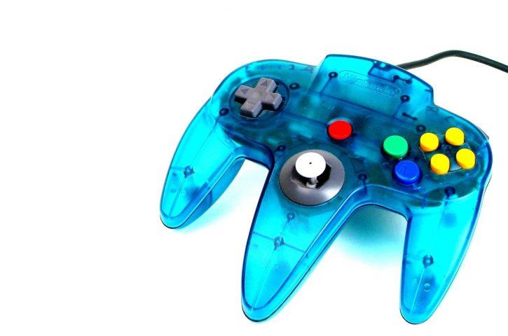 Nowoczesne kontrolery do gier